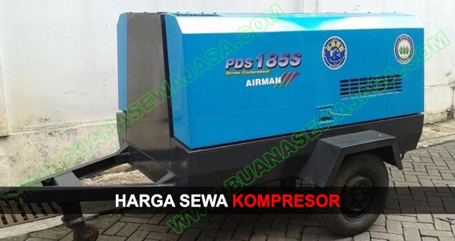 Sewa / Rental Kompresor Murah