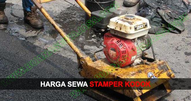 Sewa / Rental Stamper Kodok Murah