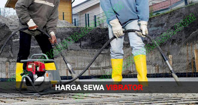 Sewa / Rental Vibrator Murah
