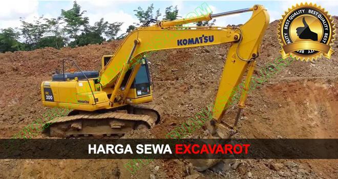 Sewa | Rental Excavator Murah