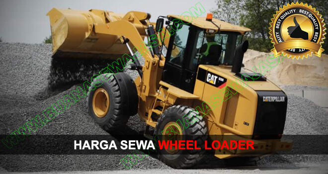 Sewa | Rental Wheel Loader Murah