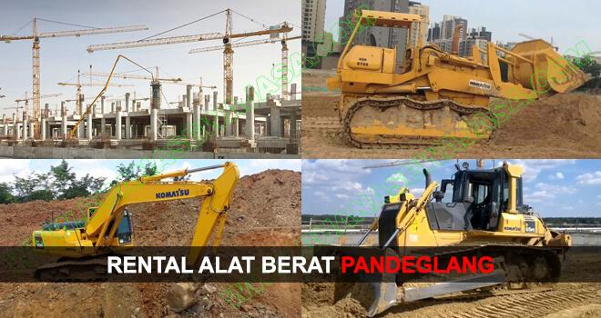 SEWA / RENTAL ALAT BERAT PANDEGLANG