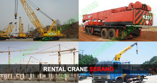 RENTAL CRANE SERANG