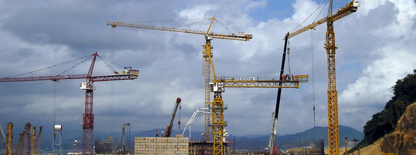 Harga jasa tower crane jabodetabek dan sekitarnya